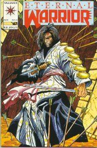 Eternal Warrior #4 (1992)