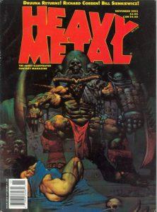 Heavy Metal Magazine #141 (1992)