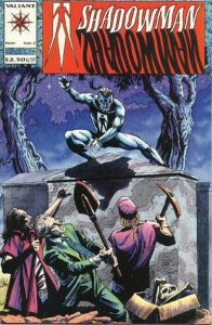 Shadowman #7 (1992)