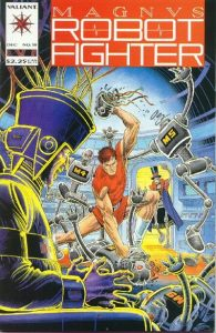 Magnus Robot Fighter #19 (1992)