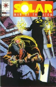 Solar, Man of the Atom #16 (1992)
