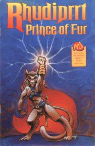 Rhudiprrt, Prince of Fur #7 (1992)