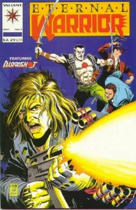 Eternal Warrior #5 (1992)