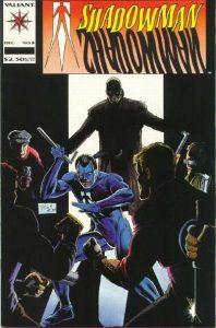 Shadowman #8 (1992)