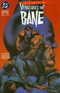 Batman: Vengeance of Bane Special #1 (1992)