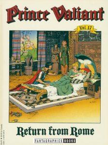 Prince Valiant #17 (1992)