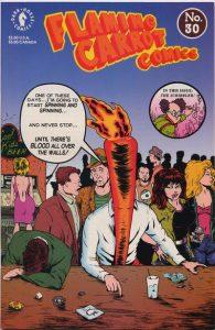 Flaming Carrot Comics #30 (1992)