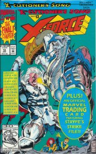 X-Force #18 (1993)