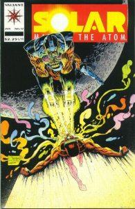 Solar, Man of the Atom #17 (1993)