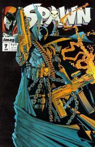 Spawn #7 (1993)