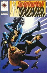 Shadowman #9 (1993)