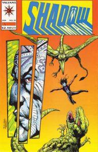 Shadowman #21 (1993)