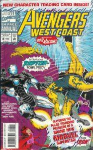 Avengers West Coast Annual #8 (1993)