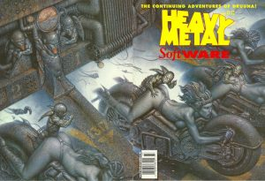 Heavy Metal Special Editions #2 (1993)