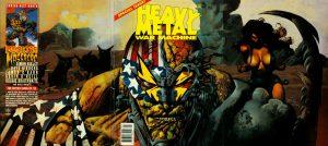 Heavy Metal Special Editions #1 (1993)