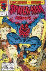 Spider-Man 2099 #3 (1993)