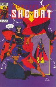 Murcielaga She-Bat #1 (1993)
