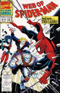 Web of Spider-Man Annual #9 (1993)