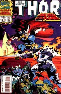 Thor Annual #18 (1993)