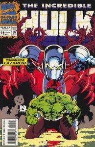 The Incredible Hulk Annual #19 (1993)