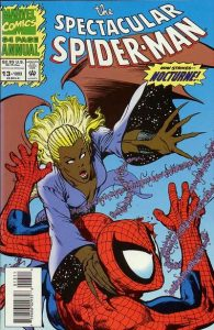 The Spectacular Spider-Man Annual #13 (1993)