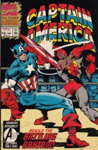 Captain America Annual #12 (1993)