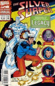 Silver Surfer Annual #6 (1993)