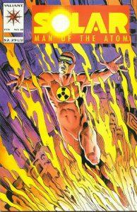 Solar, Man of the Atom #18 (1993)