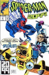 Spider-Man 2099 #4 (1993)