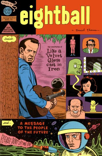 Eightball #10 (1993)