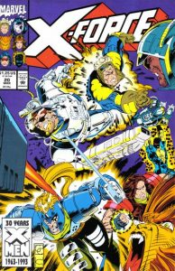 X-Force #20 (1993)