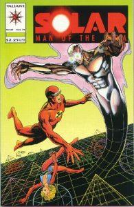 Solar, Man of the Atom #19 (1993)