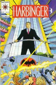 Harbinger #15 (1993)
