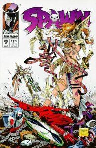 Spawn #9 (1993)