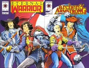 Eternal Warrior #8 (1993)