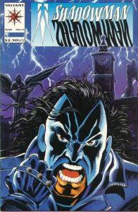 Shadowman #11 (1993)