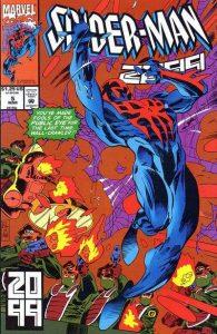 Spider-Man 2099 #5 (1993)