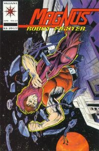 Magnus Robot Fighter #23 (1993)