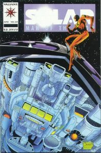 Solar, Man of the Atom #20 (1993)