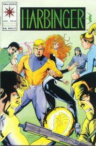 Harbinger #16 (1993)