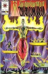 Shadowman #12 (1993)