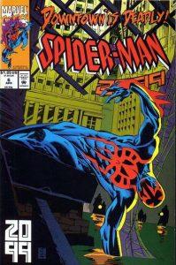 Spider-Man 2099 #6 (1993)