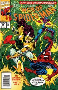 Web of Spider-Man #99 (1993)