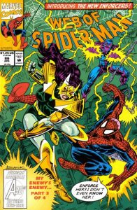 Web of Spider-Man #99