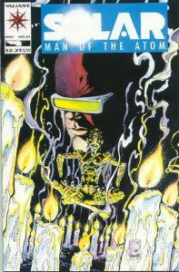 Solar, Man of the Atom #21 (1993)