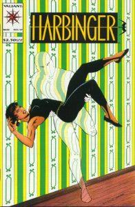 Harbinger #17 (1993)
