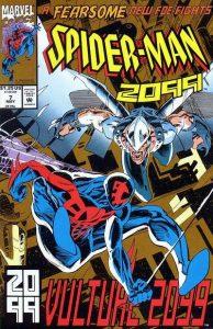 Spider-Man 2099 #7 (1993)