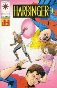 Harbinger #18 (1993)