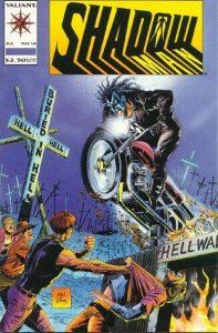 Shadowman #14 (1993)