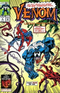 Venom: Lethal Protector #5 (1993)